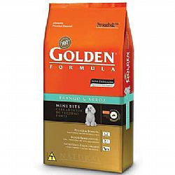 Golden Formula Cães Adultos Frango E Arroz Mini Bits 10kg