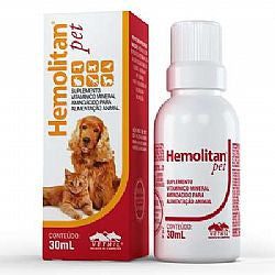 Hemolitan Pet Gotas - 30ml