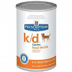 Hills Canine Prescription Diet K/D Lata - 370gr