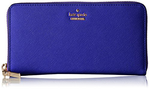 KATE SPADE New York Cameron Street Lacey Wallet - Nightlife Blue, One Size