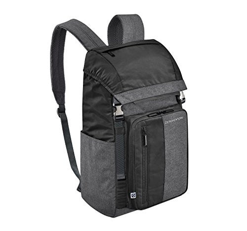 ZERO HALLIBURTON Zero New York Uptown Small Black Backpack