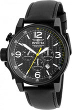 Invicta Men's 20140 I-Force Quartz Chronograph Black Dial Watch