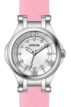 Invicta Women's 21758 Wildflower Quartz 3 Hand Silver Dial Watch