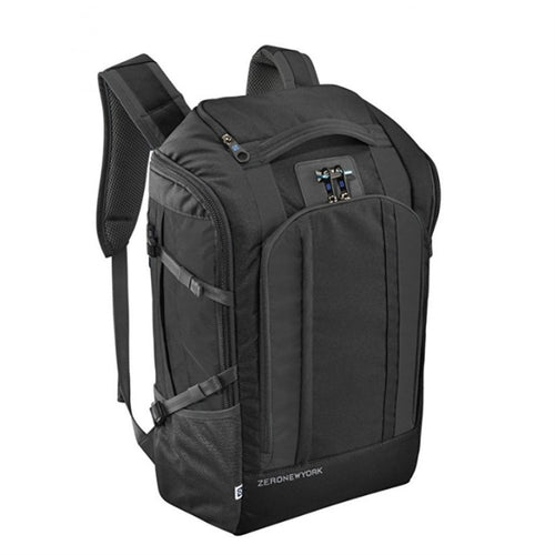 ZERO HALLIBURTON Zero New York Midtown Large Black Backpack