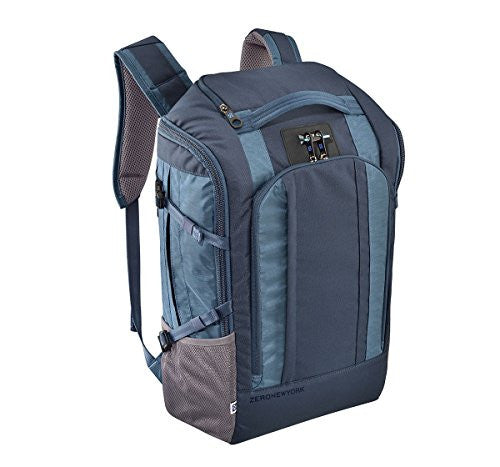 ZERO HALLIBURTON Zero New York Midtown Large Blue Backpack
