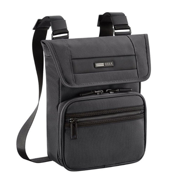 ZERO HALLIBURTON Zest Black Hobo Bag