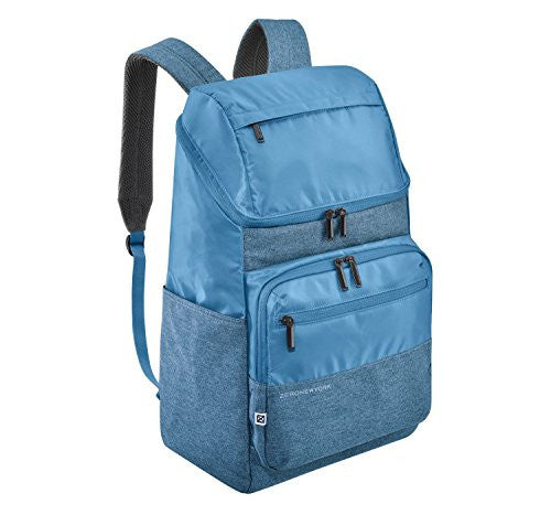 ZERO HALLIBURTON Zero New York Uptown Large Blue Backpack
