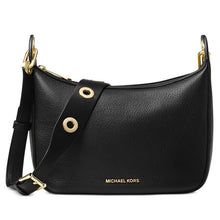 MICHAEL KORS Raven Black Medium Crossbody Handbag