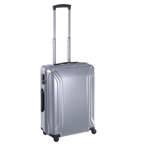 ZERO HALLIBURTON Air II 22-nch Grey Carry-On Hardside 4-Wheel Spinner Suitcase