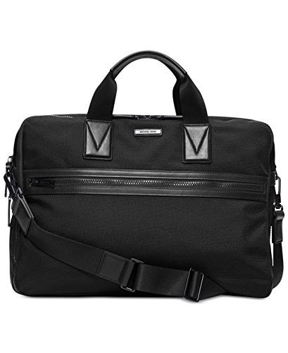 MICHAEL KORS Parker Large Black Briefcase