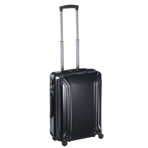 ZERO HALLIBURTON Air II 21-inch Black Hardside Carry-On 4 Wheel Spinner Suitcase