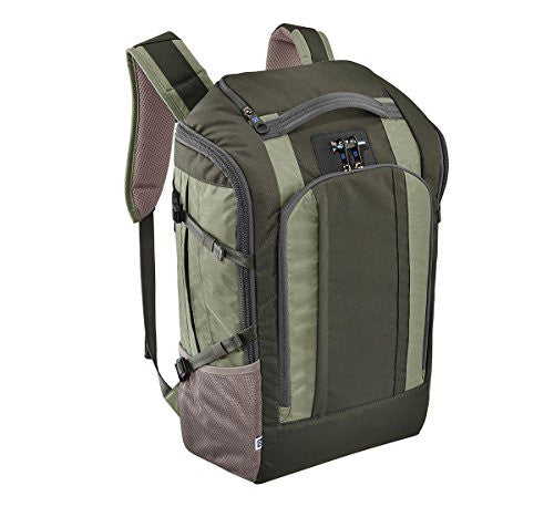 ZERO HALLIBURTON Zero New York Midtown Large Khaki Backpack