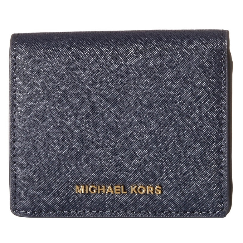 MICHAEL KORS Jet Set Admiral Travel Carryall Card Case
