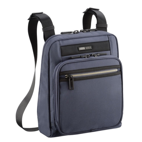 ZERO HALLIBURTON Zest Navy Shoulder Bag