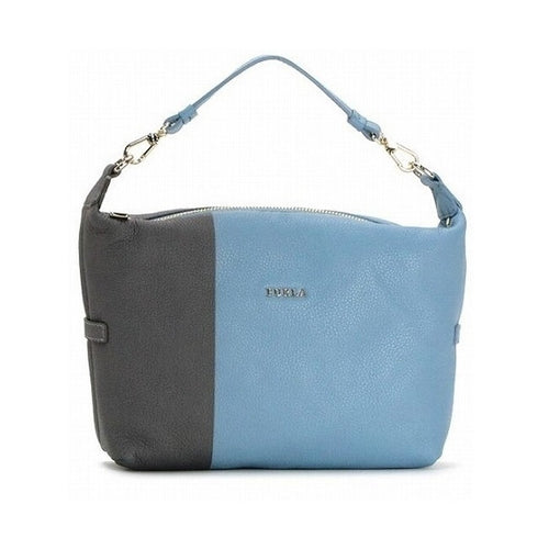 Furla Arcadia XL Cosmetic Case - New Cuoio + Mist