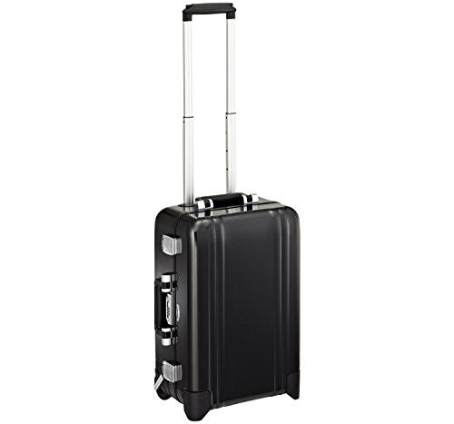 ZERO HALLIBURTON Classic 21-inch Aluminum Carry On 2-Wheel Rolling Suitcase