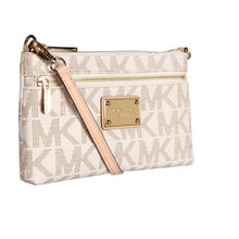 MICHAEL KORS Jet Set Large Signature Wristlet Wallet