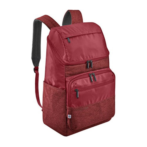 ZERO HALLIBURTON Zero New York Uptown Red Large Backpack