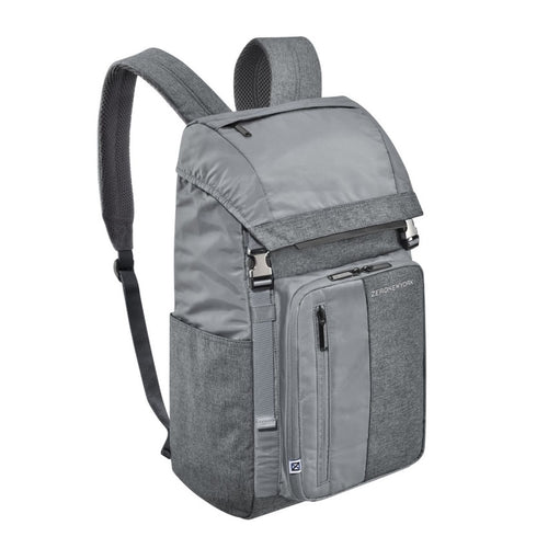 ZERO HALLIBURTON Zero New York Uptown Small Blue Backpack