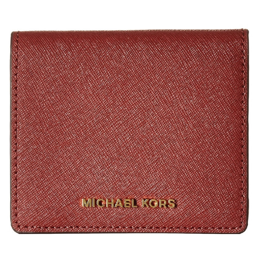 MICHAEL KORS Bedford Brick Carryall Card Case