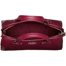 COACH Leather Mini Nolita - Dahlia