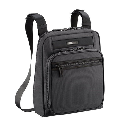 ZERO HALLIBURTON Zest Black Shoulder Bag
