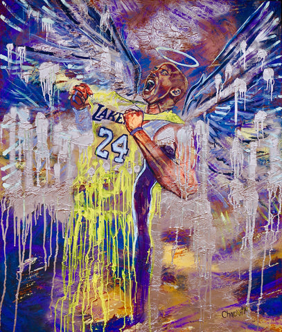 '24' Kobe Bryant Limited Edition Prints