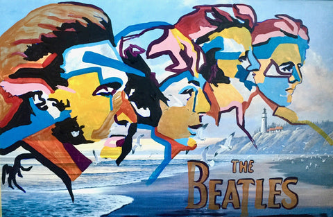 The Beatles Geometric