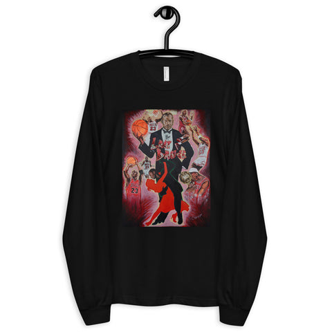 Chacasso - The Last Dance Long sleeve t-shirt