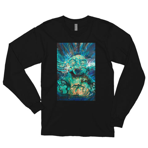 Chacasso - Yoda Long sleeve t-shirt
