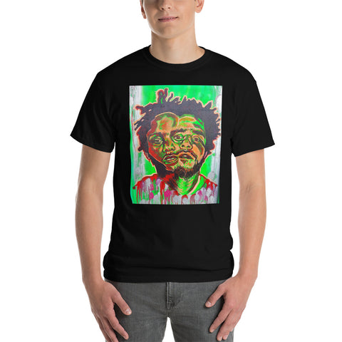 Chacasso - Kendrick and J-Cole Short Sleeve T-Shirt