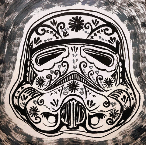Storm Trooper - Day of the Dead