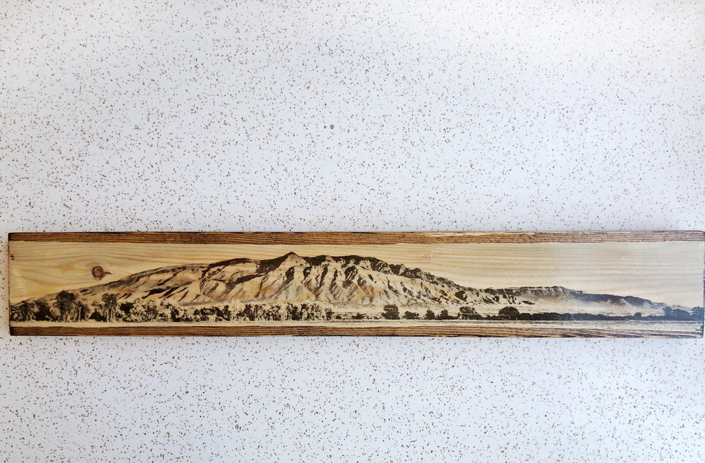 Sandia Mountains Wall Art