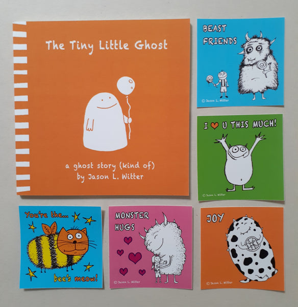 Tiny Ghost Set