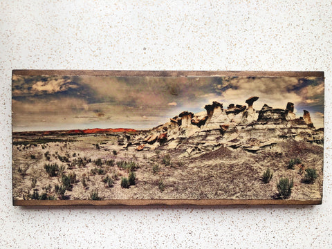Bisti Badlands Wall Art