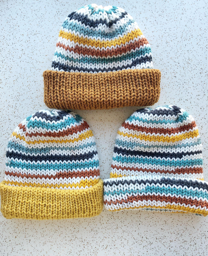 Baby Knit Hats