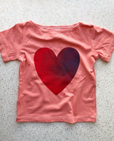 Toddler Heart T-shirt