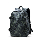 Camouflage Green Backpack