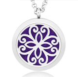 Serenity Essential Oil Diffuser Necklace