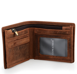 Bifold Wallet with ID storage