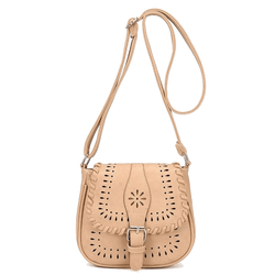 Hollow Out Shoulder Bag