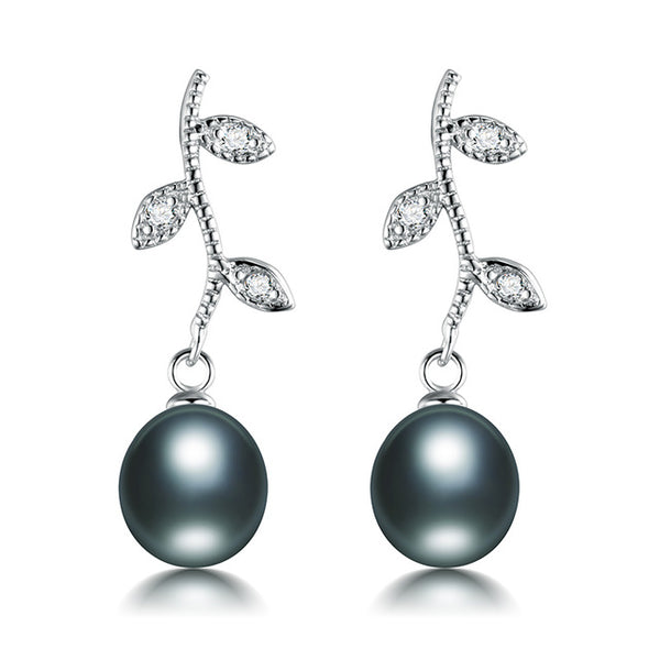 Exquisite Leaf Freshwater Pearl