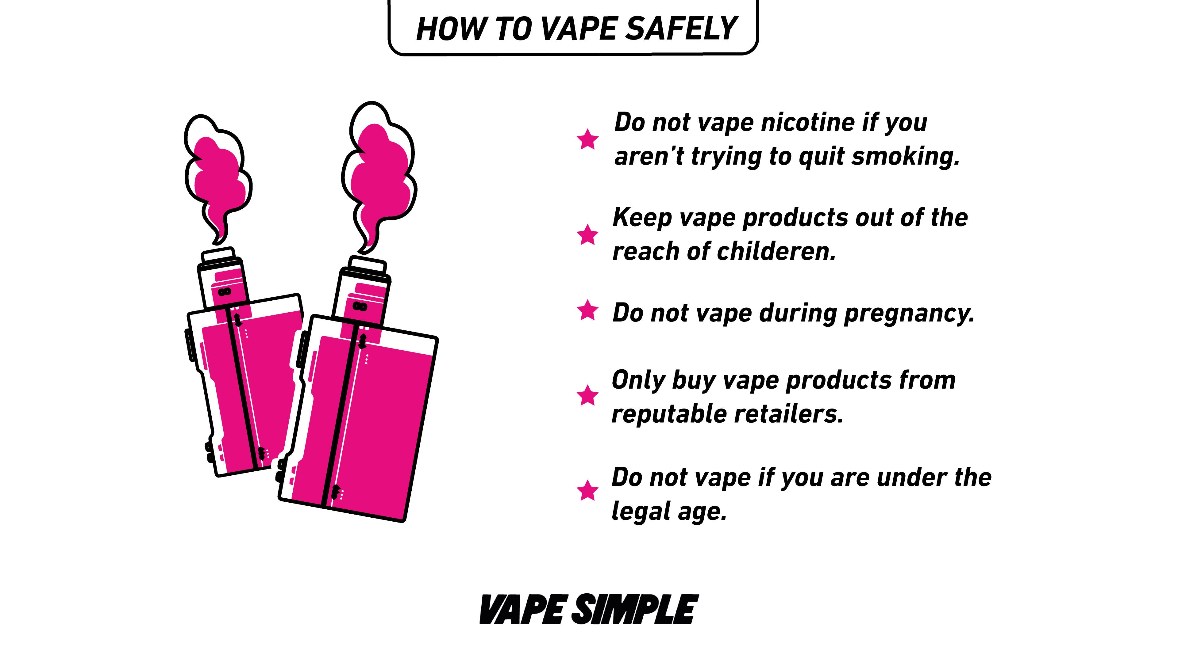 vape safety