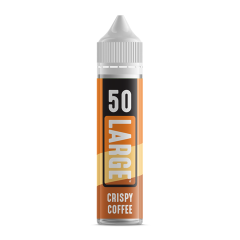 50 Large Juice Crispy Coffee
