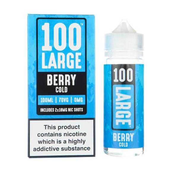 Berry Cold 100ml-Vape Simple