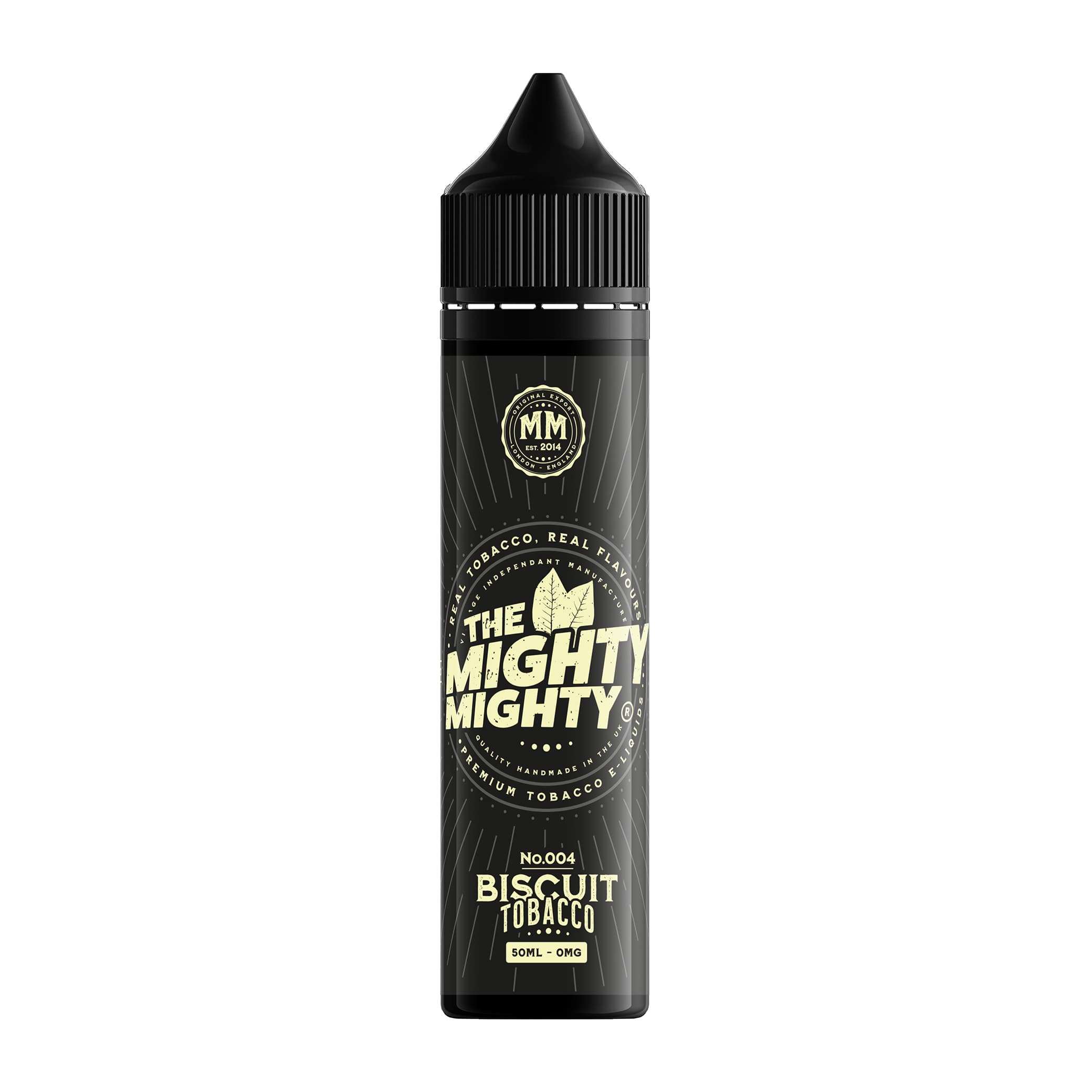 Biscuit Tobacco 50ml-Vape Simple