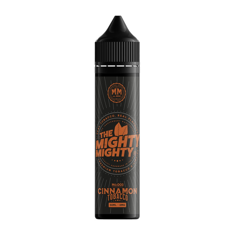 Cinnamon Tobacco 50ml-Vape Simple