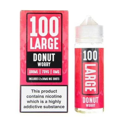 Donut Worry 100ml