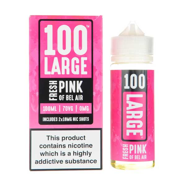 Fresh Pink Of Bel Air 100ml-Vape Simple