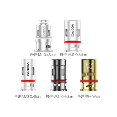 Voopoo PnP COIL's | Pack Of 5